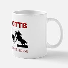 OTTB The Ultimate Sport Horse Mug
