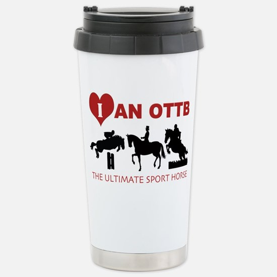 OTTB The Ultimate Sport Stainless Steel Travel Mug