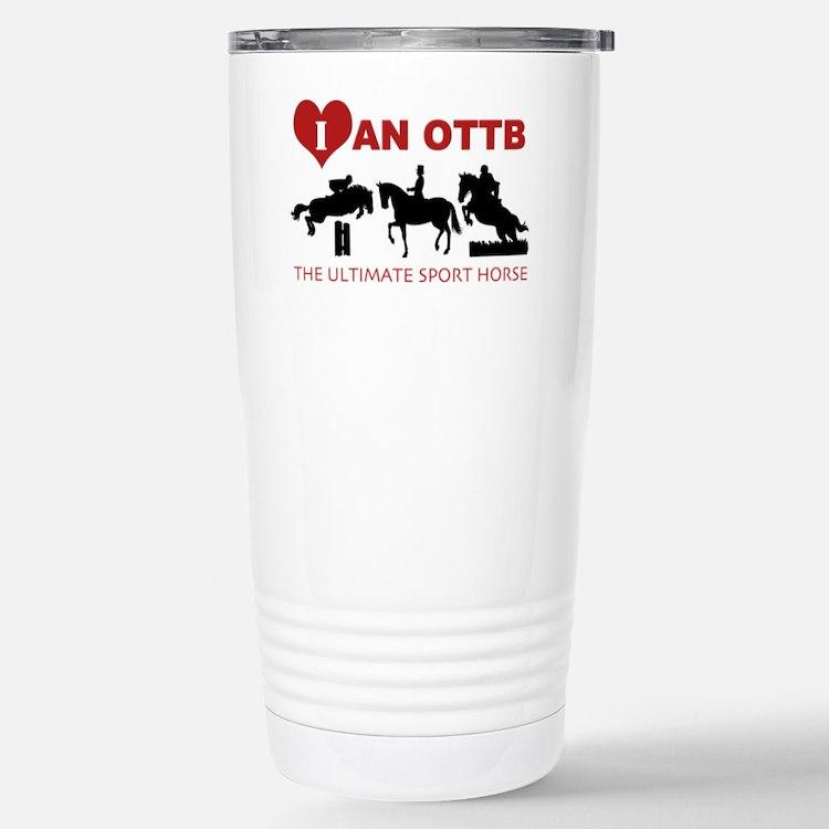 OTTB The Ultimate Sport Stainless Steel Travel Mug