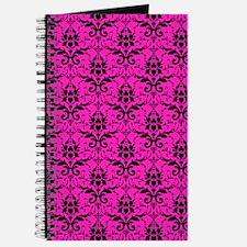 Pink Damask Journal