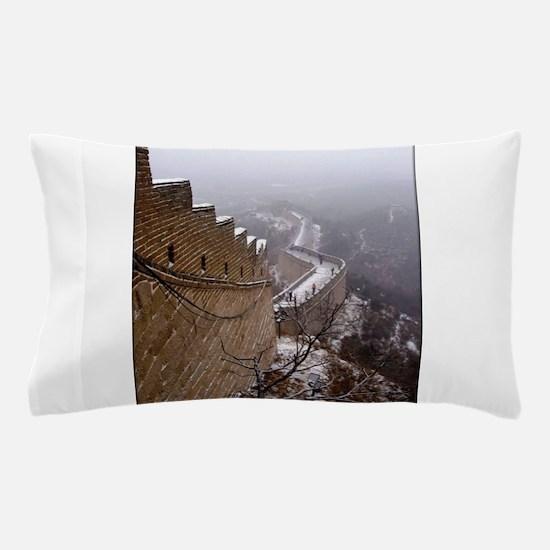 Great Wall Mutianyu Pillow Case