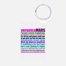 Veronica Mars Collage Keychains