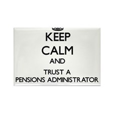 Keep Calm and Trust a Pensions Administrator Magne