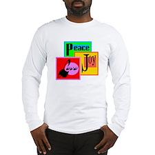 Peace Joy Love/ Long Sleeve T-Shirt