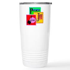 Peace Joy Love/ Travel Mug