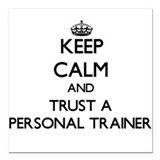 Personal trainer Car Magnets