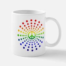 Peace Burst Mugs