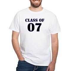 Class of 07 Blue Shirt