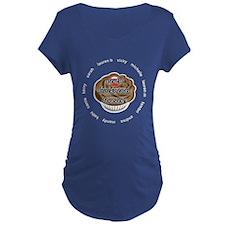 Perth Blockheads Maternity T-Shirt