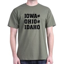 Iowa Ohio T-Shirt