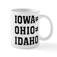 Iowa Ohio Mug