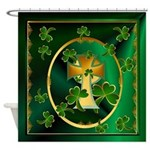 Happy St. Patricks Day To You! Shower Curtain