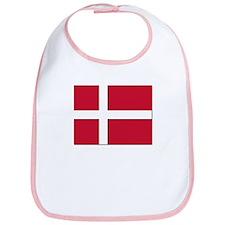 Flag of Denmark - NO Text Bib