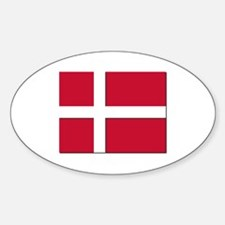 Flag of Denmark - NO Text Decal
