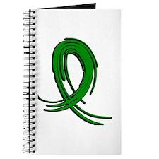Spinal Cord Injury Graffiti Ribbon 2 Journal