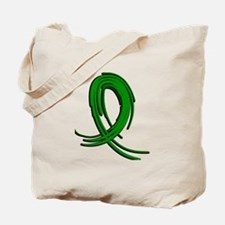 Spinal Cord Injury Graffiti Ribbon 2 Tote Bag