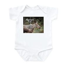 Algonquin Moose Infant Bodysuit
