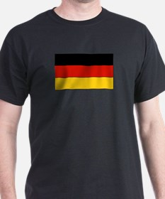 Flag of Germany - NO Text T-Shirt