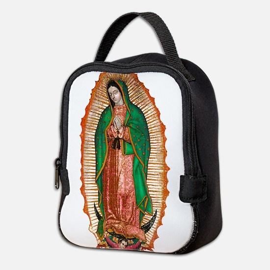 Guadalupe2.psd Neoprene Lunch Bag