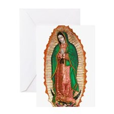 Guadalupe2.psd Greeting Cards