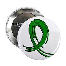 "Gastroparesis Graffiti Ribbon 2 2.25"" Button"