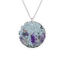Dandelion Wind Necklace