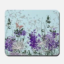 Dandelion Wind Mousepad