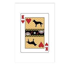 King Kelpie Postcards (Package of 8)