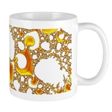 special fractal 04 orange SF Mugs
