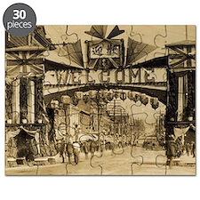 Hong Kong Vintage Puzzle