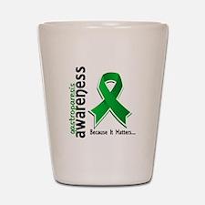 Gastroparesis Awareness 1 Shot Glass