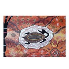 Turtle Dreaming Postcards (Package of 8)