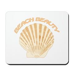 Beach Beauty Mousepad