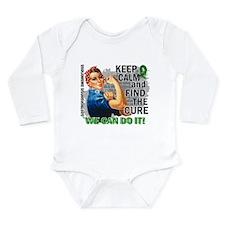 Gastroparesis Rosie Ke Long Sleeve Infant Bodysuit
