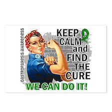 Gastroparesis Rosie Keep Postcards (Package of 8)