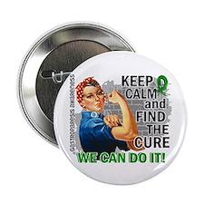 """Gastroparesis Rosie Keep C 2.25"""" Button (100 pack)"""