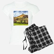 Colmers Hill Landscape pajamas