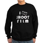 I Shoot Film Sweatshirt