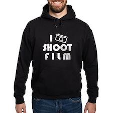 I Shoot Film Hoodie