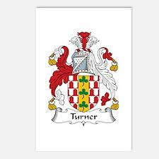 Turner Postcards (Package of 8)