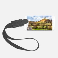 Colmers Hill Landscape Luggage Tag