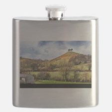 Colmers Hill Landscape Flask