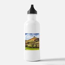 Colmers Hill Landscape Sports Water Bottle