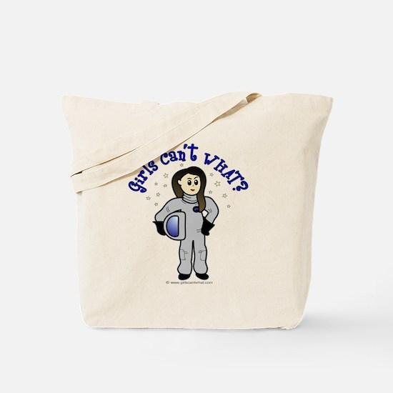 Light Astronaut Tote Bag