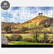 Colmers Hill Landscape Puzzle