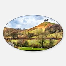 Colmers Hill Landscape Decal