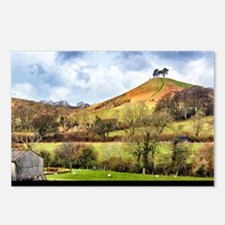 Colmers Hill Landscape Postcards (Package of 8)