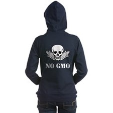 NO GMO Hooded Sweatshirt