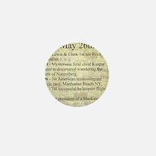 May 26th Mini Button