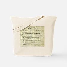 May 26th Tote Bag